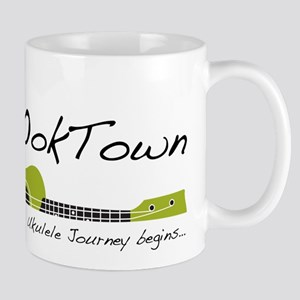 OokTown - where your Ukulele Journey begins... Mug