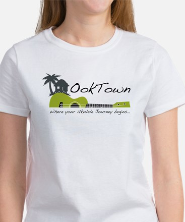 OokTown - where your Ukulele Journey begins... T-S