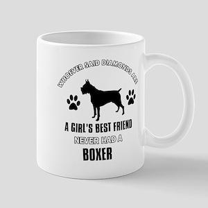 Boxer Mommy designs Mug