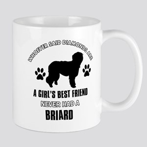 Briard Mommy designs Mug