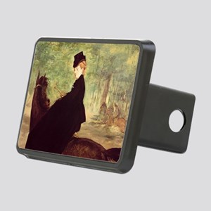 l on canvas) - Rectangular Hitch Cover