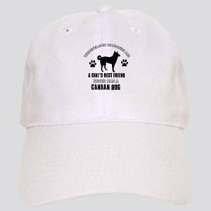 Canaan Dog Mommy designs Cap