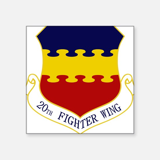 """20th FW.PNG Square Sticker 3"""" x 3"""""""