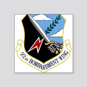 92nd Bomb Wing Sticker