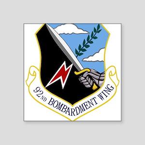 92nd Bomb Wing Sticker