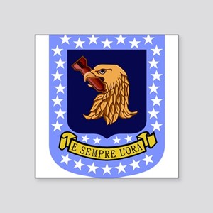 "96th Bomb Wing 2 Square Sticker 3"" x 3"""