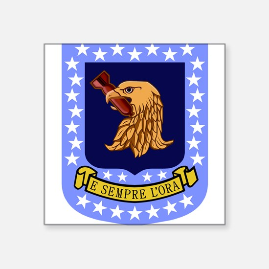 "96th Bomb Wing 2.PNG Square Sticker 3"" x 3"""