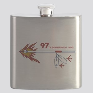 97th BW Flask