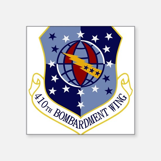 "410th Bomb Wing.PNG Square Sticker 3"" x 3"""