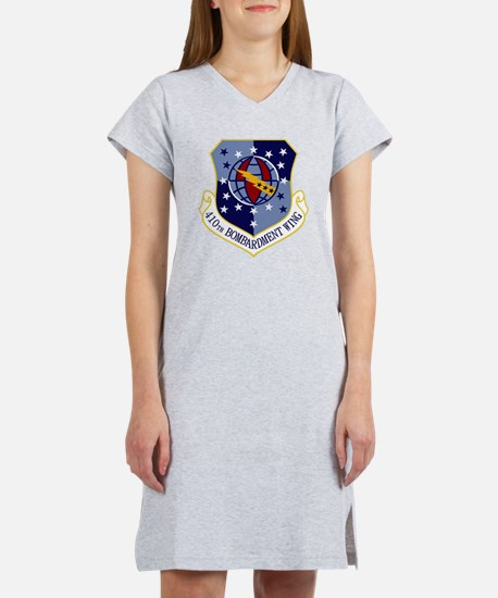 410th Bomb Wing.PNG Women's Nightshirt