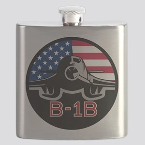 B-1B Bone Flask