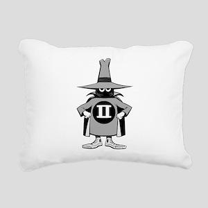 F-4 Phantom II Spook Rectangular Canvas Pillow