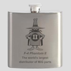 F-4 Phantom II Spook - MiG Parts Flask