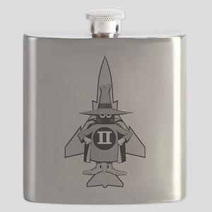 F-4 Phantom II Spook #2 Flask