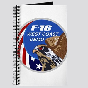 F-16 Fighting Falcon West Coast Demo Patch Journal