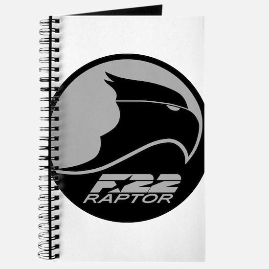 F-22 Raptor - Grey.PNG Journal