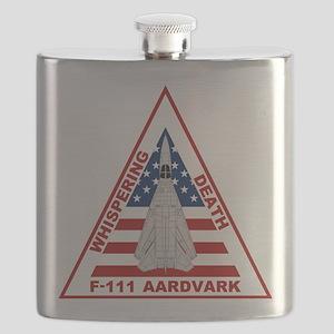 F-111 Aardvark - Whispering Death Flask
