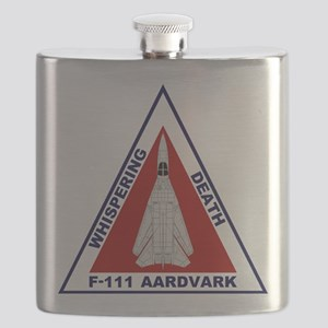 F-111 Aardvark - Whispering Death Flask