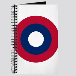 USA Star and Bars Roundel - 1917-1926 Journal