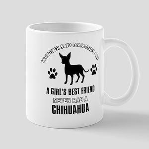 Chihuahua Mommy designs Mug