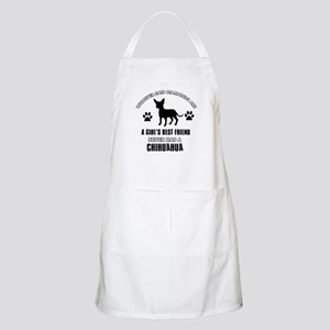 Chihuahua Mommy designs Apron