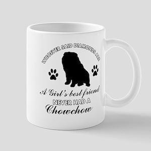 Chow Chow Mommy designs Mug
