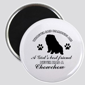Chow Chow Mommy designs Magnet