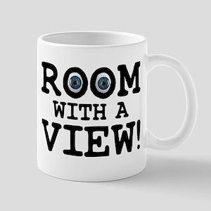 ROOM WITH A VIEW! Small Mug