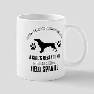 Field Spaniel Mommy designs Mug