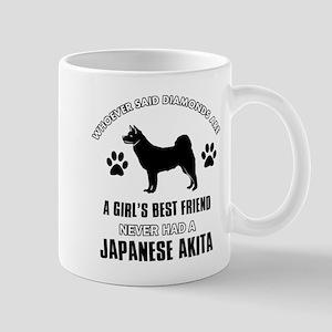 Japanese Akita Mommy designs Mug