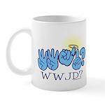 WWJD? Mug