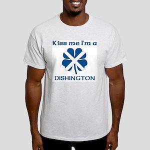 Dishington Family Ash Grey T-Shirt