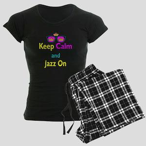 Crown Sunglasses Keep Calm And Jazz On Women's Dar