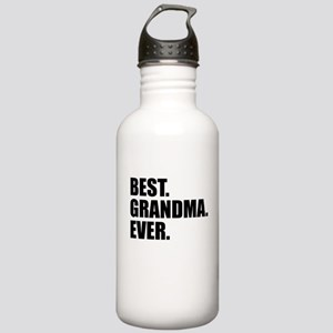 Best Grandma Ever Water Bottle