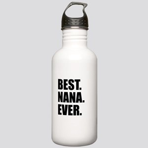 Best Nana Ever Water Bottle