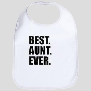 Best Aunt Ever Bib