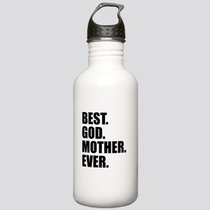 Best Godmother Ever Water Bottle