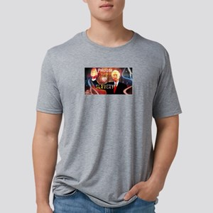 Sessions Loves Prison Mens Tri-blend T-Shirt