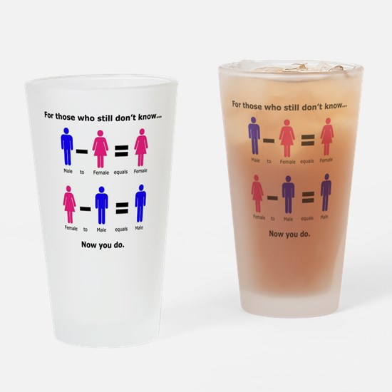 Now You Do Drinking Glass