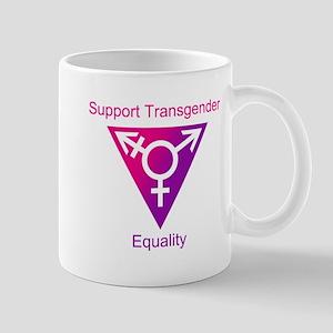 Transgender Equality Mug