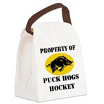 Property of... Canvas Lunch Bag