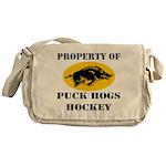 Property of... Messenger Bag