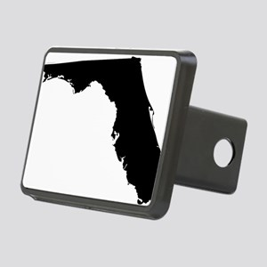 Florida State Shape Outline Hitch Cover