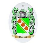 Bodycoat Ornament (Oval)