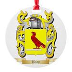 Body Round Ornament