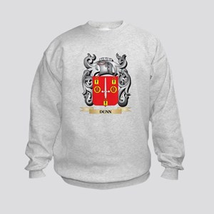 Dunn- Coat of Arms - Family Crest Sweatshirt