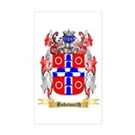 Bodsworth Sticker (Rectangle)