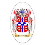 Bodsworth Sticker (Oval 50 pk)
