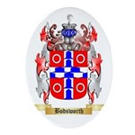 Bodsworth Ornament (Oval)