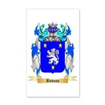 Bodson 20x12 Wall Decal